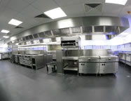 production kitchens