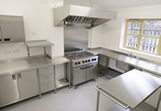 professionally designed kitchen
